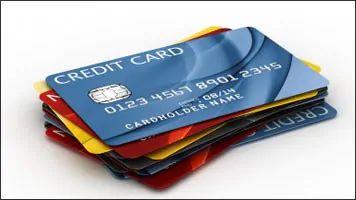 Tarjetas de crédito genericas de ejemplo