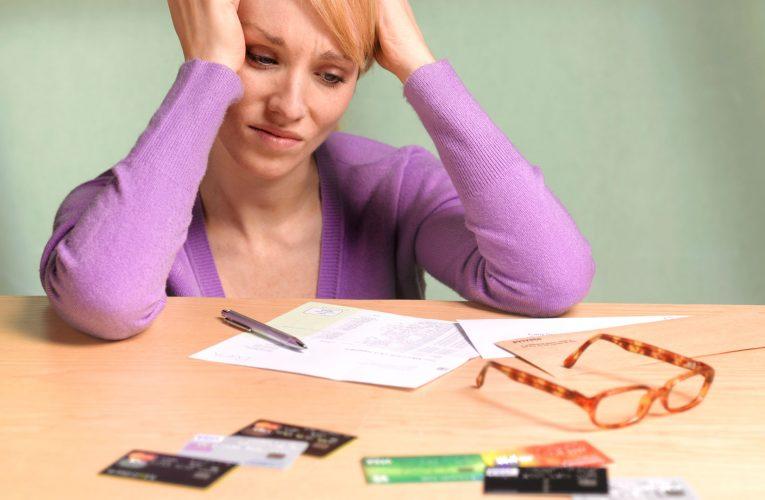 Cómo evitar deudas con tarjetas de crédito