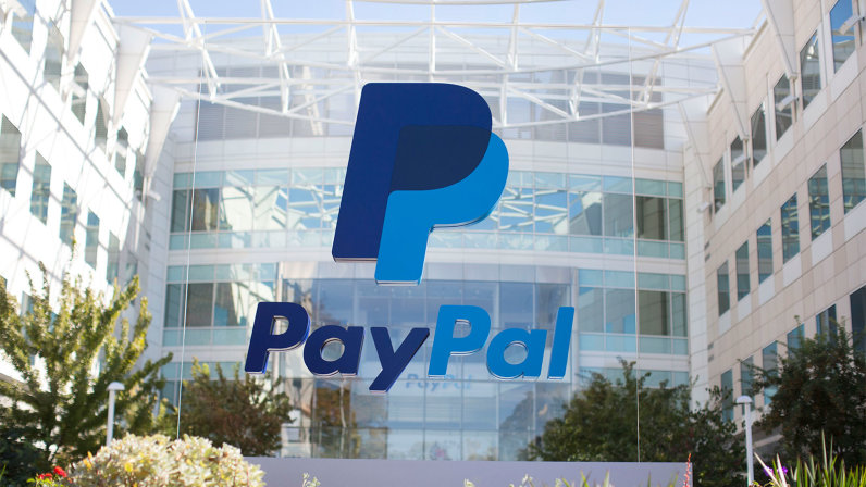 Edificio de Paypal