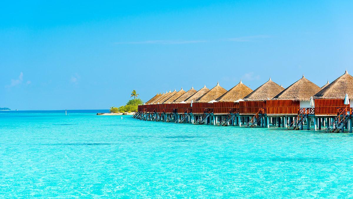 maldivas como uno de los paises para viajar