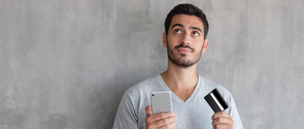4 opciones para tu primera tarjeta