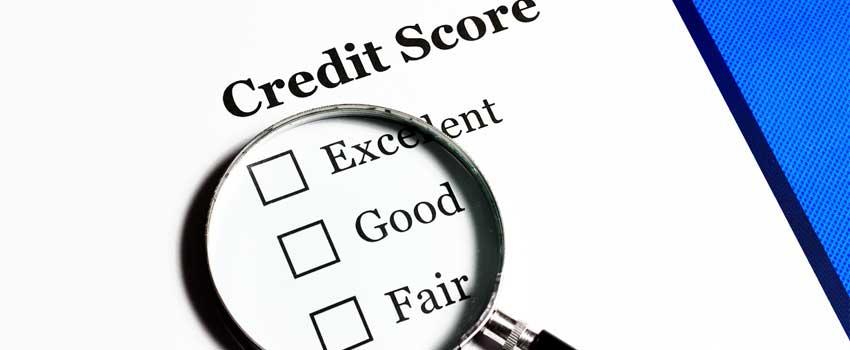 Mantén intacta tu puntuación de crédito