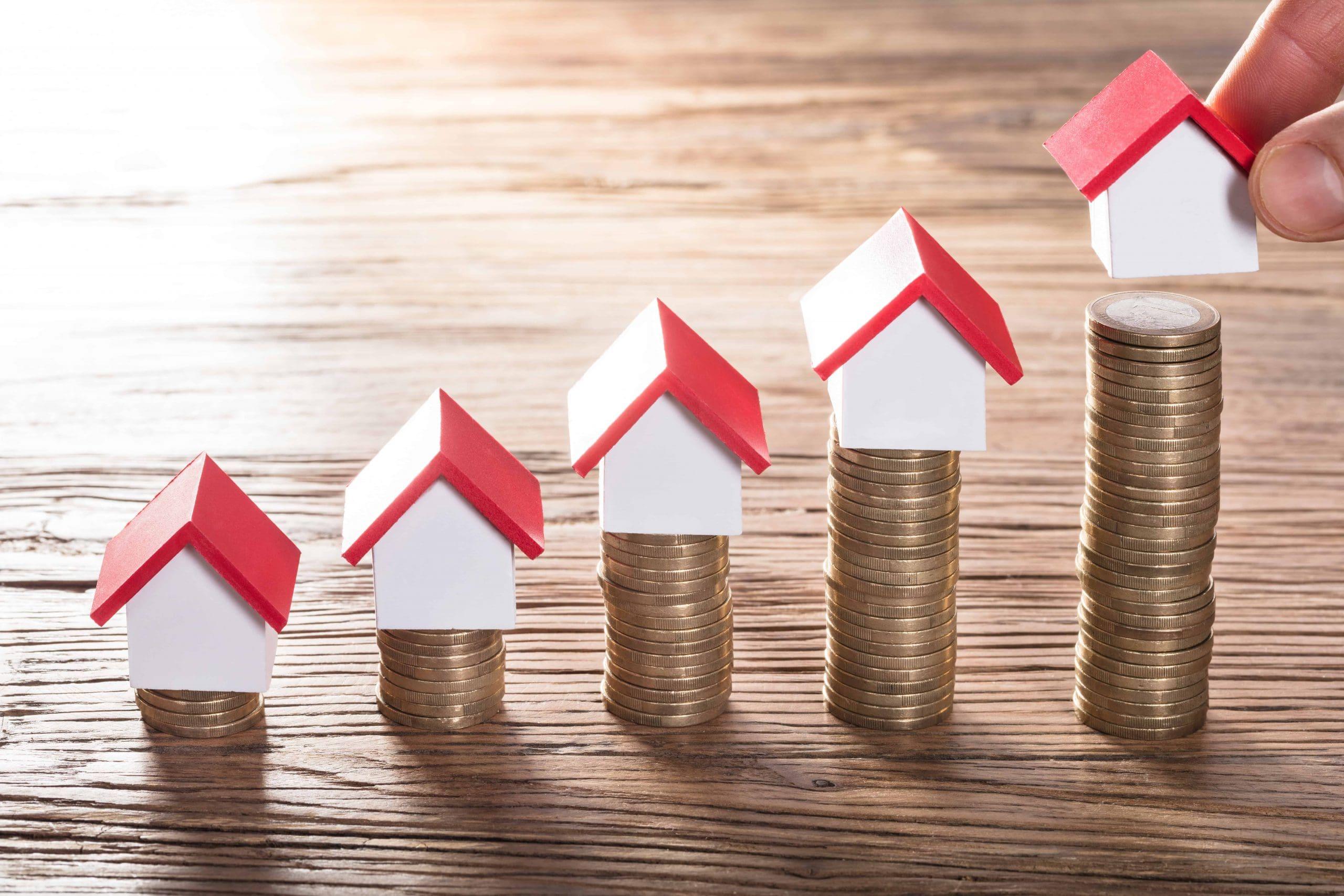 propiedad hipotecada