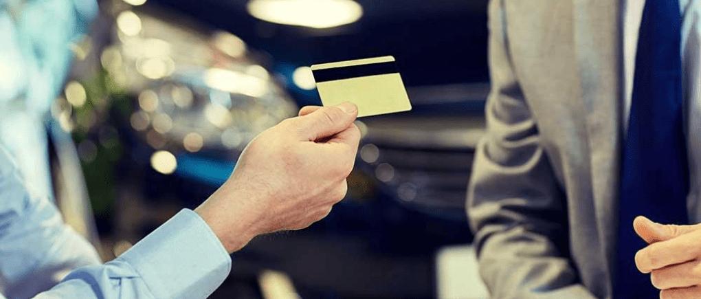 Pago de tarjeta de crédito