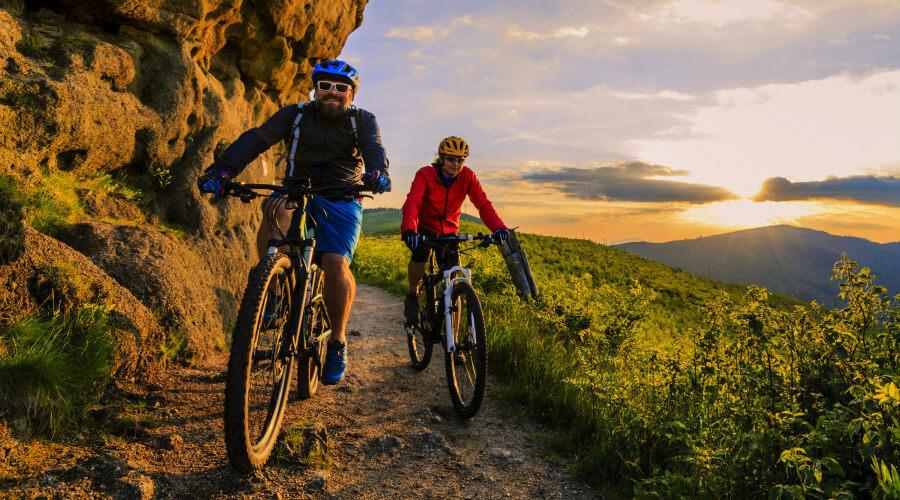 ciclismo para ser más feliz